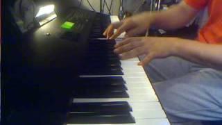 Grown Up Christmas List - David Foster - Natalie Cole on PIANO (finger81 arrangement)