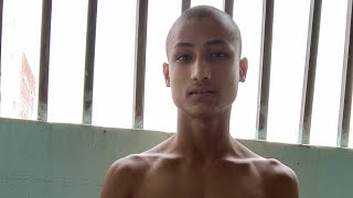 Suryakant Singh • Hairs Trimmed Away   Mundan With My Brother