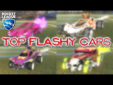 Rocket League: Top FLASHY Cars with BMD/Exotics/Boost - No Key Limit - You Pick!