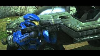 The Dieppe Raid - A Halo: Reach Machinima