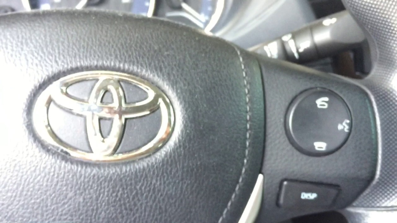 2015 Toyota Corolla Reset Maintenance Required Light Better Version