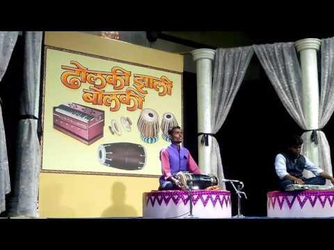 Nilesh Devkule DD Sahyadri.Dholaki Solo.(2)