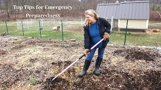 Top Tips for Emergency Preparedness   Covid-19   Self-Sufficiency Tips   How To