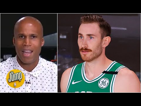 Gordon Hayward made the difference for Celtics in Game 3 – Richard Jefferson | The Jump