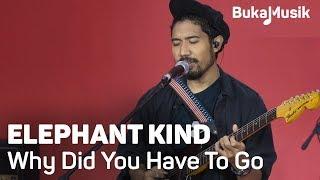 Elephant Kind - Why Did You Have To Go (with Lyrics) | BukaMusik