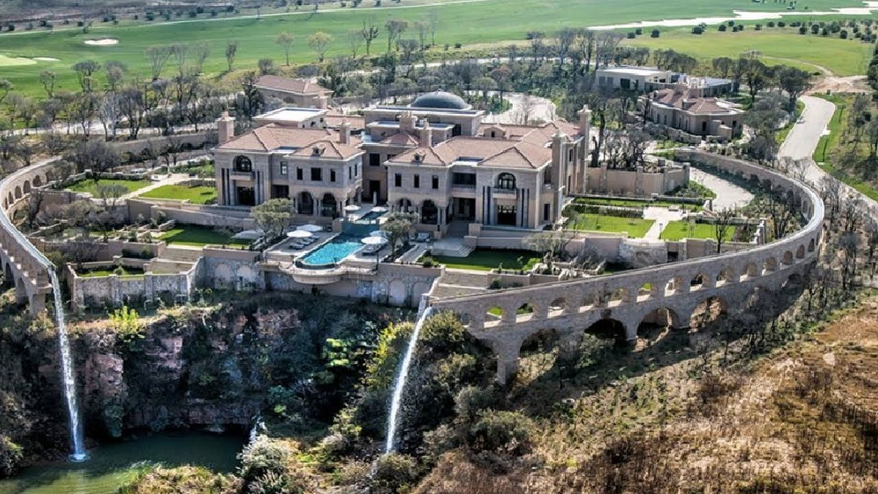 Billionaire Homes