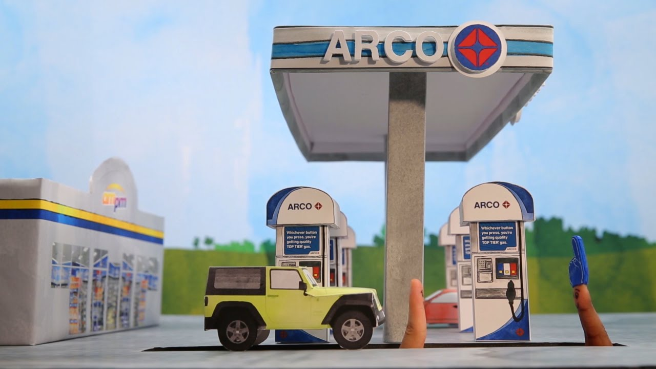 ARCO\'s Tales from the Pump: The Mascot - YouTube
