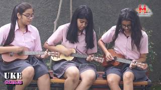 Band of Girls at MRIS Sector 14