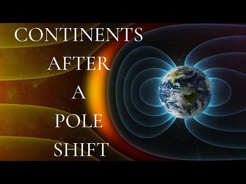 The Continents After a Pole Shift: A Theory of a Future Earth