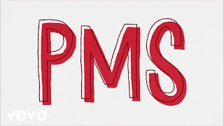 Priscilla Block - PMS (Official Lyric Video)