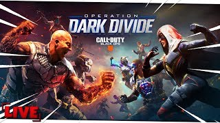 """*NEW* BLACKOUT """"DARK DIVIDE"""" 1.24 UPDATE LIVE NOW! New COD Blackout Map Update! (NEW Operation)"""