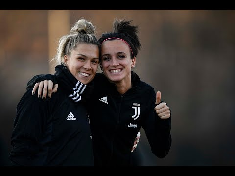 Juventus Women prepare for Fiorentina!