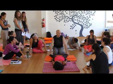 Hot Power Yoga Teacher Training - Massage Therapy to Spirituality