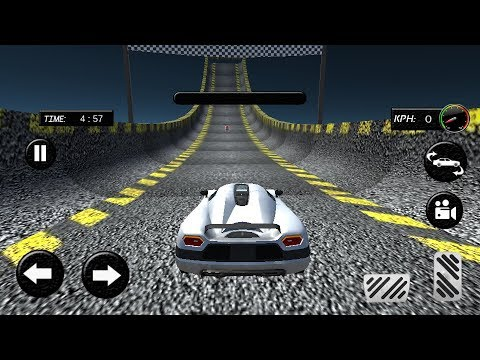 Extreme Jet Car Racing Stunts #Car Racing Games To Play # ...