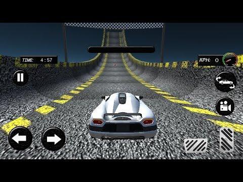 Extreme Jet Car Racing Stunts #Car Racing Games To Play # ...