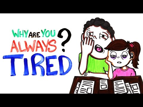 Thumbnail: Why Are You Always Tired?