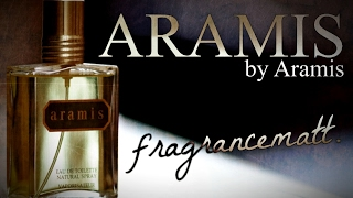 MFO Episode 198 Aramis by Aramis (1966) &#39&#39The Timeless Classic!&#39&#39