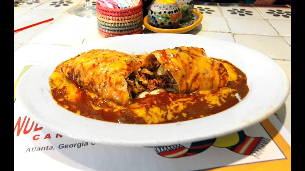 Video Best Mexican Restaurant In Atlanta
