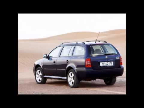 2003 Skoda Octavia Combi 4x4 Youtube