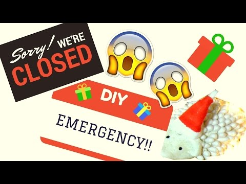 DIY Last Minute Christmas Gifts using Stuff You Have Around the House 🎁| by Fluffy Hedgehog