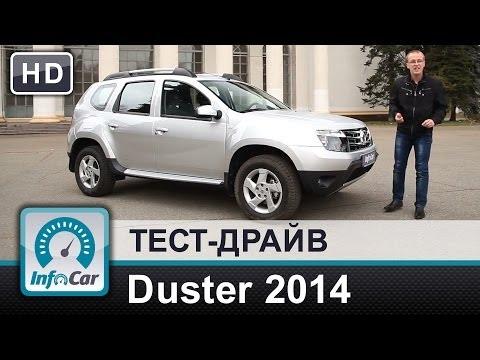Renault Duster I поколение, 1 рестайлинг Кроссовер