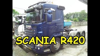 In depth tour ( liat2 ) Scania R420