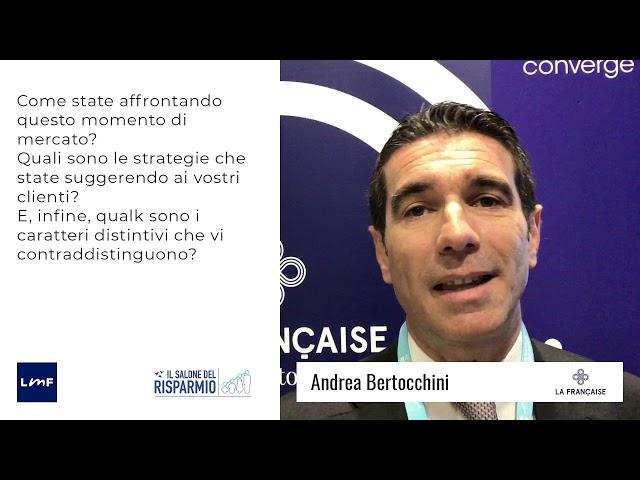 Andrea Bertocchini (La Francaise) - SdR19