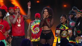 Koffee - Toast   Wild 'N Out Performance Images