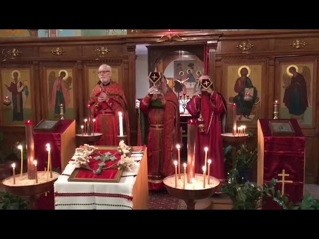 L'hymne des chérubins dimanche 7 mars 2021