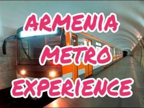 ARMENIA METRO EXPERIENCE | RARE TIPS