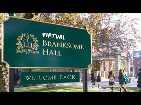 Welcome to Virtual Branksome Hall!