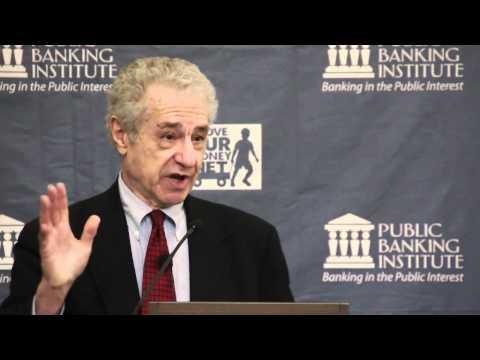 Ellen Brown, Gar Alperovitz, Public Banking In America