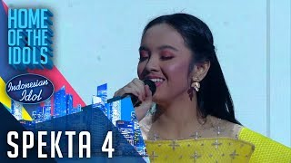 Download lagu LYODRA - SYMPHONY YANG INDAH (Bob Tutupoly) - SPEKTA SHOW TOP 12 - Indonesian Idol 2020