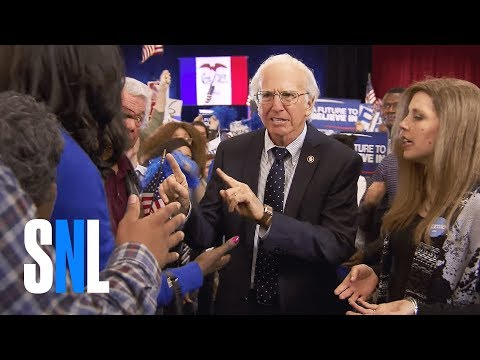 Bern Your Enthusiasm - SNL