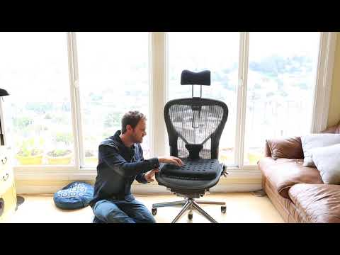 Aeron Seat Cushion Review and Comparison – Stratta Mesh, LoveHome Gel, Ergo21 ***See description