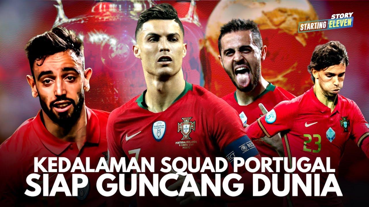 Seberapa Hebat Skuad Yang Dimiliki Portugal Di Masa Mendatang?