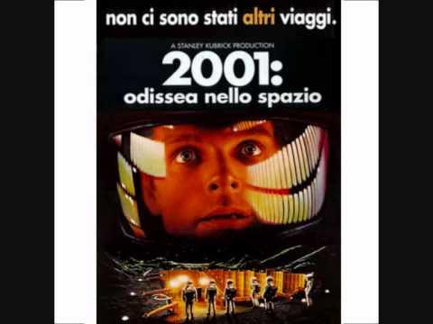 2001 Odissea nello spazio-Soundtrack