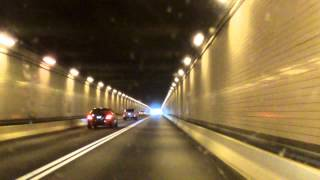 Allegheny Mountain Tunnel (10xSpeed)