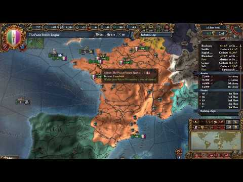 Europa Universalis IV Multiplayer| Industrial Age| Custom Nations| Late Night| #TIRED!!!
