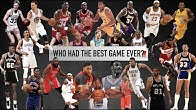 Using Numbers To Find Out Who Had The Best Game In NBA History