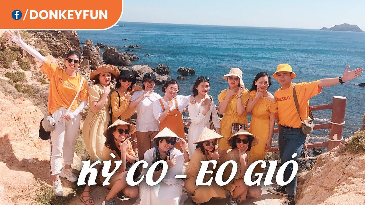 Review Quy Nhơn | Kinh nghiệm du lịch Kỳ Co – Eo Gió tự túc