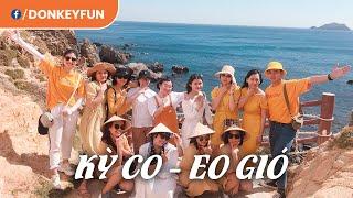 Review Quy Nhơn | Kinh nghiệm du lịch Kỳ Co - Eo Gió tự túc