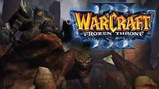 ⚔️ eXtra klasyka ⚔️ Warcraft III - Kampania Rexxara - Rozdział 2 - NA SZPONY I PAZURY - Na żywo