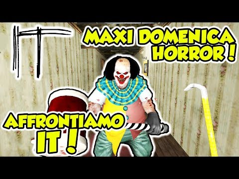 AFFRONTIAMO IT! - Horror Clown Pennywise - Android - (Salvo Pimpo's)