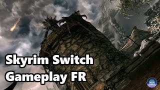 Skyrim Switch - First 18 Minutes Gameplay FR