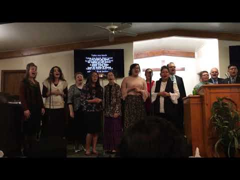 Take Me Back – Farmington United Pentecostal Church Choir