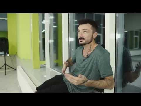 Алексей Карпенко в школе танцев «Без правил»