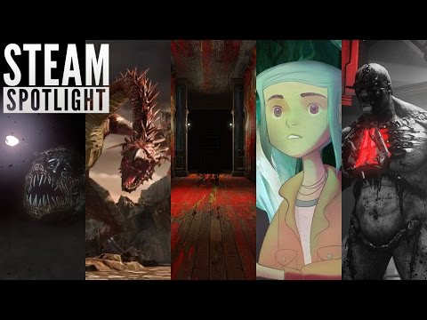 5 Games You Need to Play - Steam Spotlight Ep 1