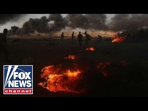 Media Take Shots At Trump, Ivanka Over Mideast Violence