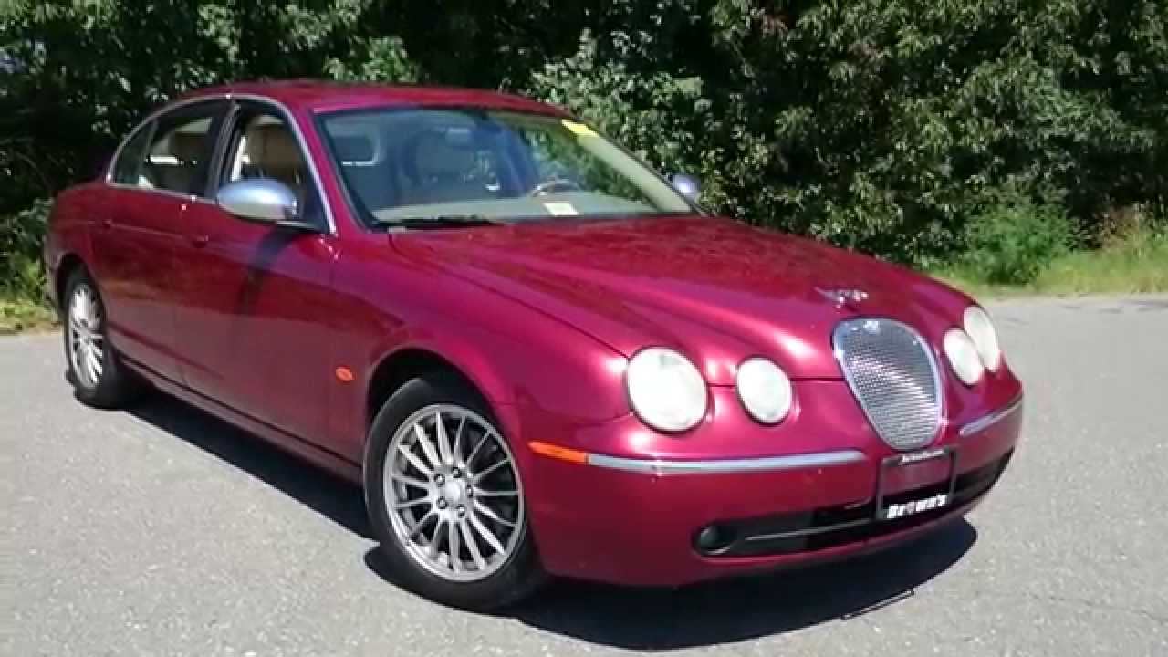 2007 Jaguar S-Type Walk-Around & Tour - YouTube